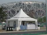 Pagode-Zelt Belüftung-Pagode-Zelt des Autoparkplatz-Pagode-Zelt-Partei-Pagode-Zelt-5X5m im Freien