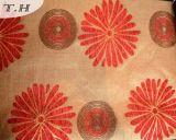 大きいAndeの美しい花のジャカードソファーファブリック(FTH32076)