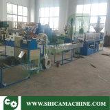 Granulazione di lavaggio della plastica e riciclare per il PVC residuo dell'animale domestico dell'HDPE dei pp