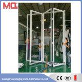 Esterno di vetro di alluminio del patio della Cina 24 pollici di portelli/portello di piegatura Bifold