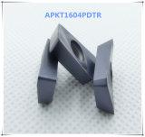 Cutoutil Apmt1604 m2 pour l'alternative en acier de la garniture intérieure &#160 de carbure de Mitsubishi ; Commande numérique par ordinateur usinant Part&#160 ;