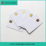 Il doppio parteggia scheda stampabile del PVC del chip Sle4442