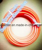 """tubo flessibile del freno aerodinamico di 1/2 """" con la molla per il rimorchio"""