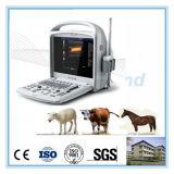 De draagbare Scanner van de Ultrasone klank van Doppler van de Kleur van het Gebruik van het Landbouwbedrijf voor Paard, Koe, Schapen