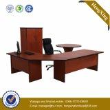 Vector chino de madera de la oficina ejecutiva del escritorio de oficina de los muebles (HX-FCD087)