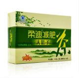 Thee van het Vermageringsdieet van de Thee van de Gezondheid van de Thee van het Aftreksel van China Hunan Roudi de Organische