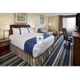 Insieme americano della mobilia della camera da letto dell'hotel del blocco per grafici di legno solido di stile