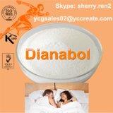 Poudre orale de Dianabol de stéroïdes anabolisant de Chine CAS : 72-63-9 pour le gain de muscle