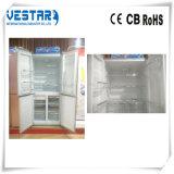 Novo design de grande capacidade frigorífico com congelador classe A+