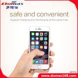 La Banca senza fili mobile di potere di caso del caricatore della batteria di litio per il iPhone 6