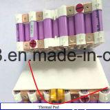 Het super Zachte Stootkussen van het Silicone voor Batterij RoHS Geen Direct Thermisch Stootkussen van de Vuller van het Hiaat van de verzending MOQ
