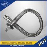 Mangueira Flexível de aço inoxidável de alta temperatura e alta pressão