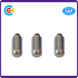 Carbon Steel 4.8/8.8/10.9 Cylindrical Head Fasteners Pine Shaft Customized Screws