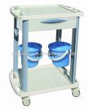 Erhältliche Medikation der Farben-AG-CT001b3 karrt medizinische Laufkatze