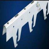 Кронштейн решетки с гальванизированным стальным материалом для алюминиевого потолка