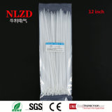 "12"" d'échantillons gratuits d'attaches en nylon/zip ties/attaches de câble"