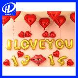 De aangepaste Populairste Afgedrukte Ballon van de Reclame Partij voor de Ballon van het Helium van het Latex Celcbration