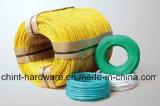 PVC покрыл катушку бандажной проволоки провода утюга с высоким качеством на поставке фабрики Китая сбывания
