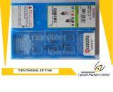 Kyocera Vbmt110302-Vf Tn60 도는 공구 탄화물 삽입을%s 도는 삽입