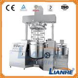 Homogeneizador poner crema cosmético del mezclador del vacío