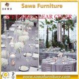 Случай арендное штабелируя Тиффани Wedding самомоднейший ясный стул Chiavari