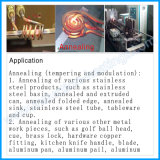 Machine de recuit de chauffage par induction pour la chaîne de production de Rebar