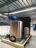 2 Toneladas de Capacidad Diaria Flake La Máquina de hielo