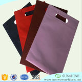 Eco-Friendly PP Spun Bonded Non Woven Shopping Bag au Maroc