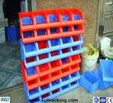 Bakken van de Delen van de Container van de Opslag van de Opslag van stukken de Plastic