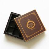 Rectángulo del chocolate del papel hecho a mano
