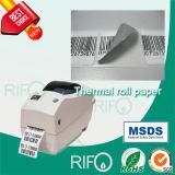 Rifo grasa resistente a prueba de Scratch materiales papel sintético de transferencia térmica.