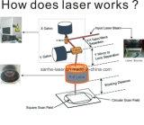 De Prijs van de Machine van de Graveur van de Laser van de Kleur van de Vezel van Ipg van het Metaal van het koper en van het Aluminium 20W 30W