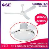 48のインチの家庭電化製品の電気高いValumeサテン3の刃の現代天井に付いている扇風機(HgK-XJ02W)