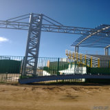 De pre-gebouwde Bouw van de Structuur van het Metaal voor Stadion
