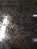 Bobine impresse di tela e strati dell'acciaio inossidabile del reticolo del fornitore della materia prima del dispersore di cucina della Cina