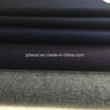 Двойной почищенная щеткой стороной ткань шерстей положения пандуса градиента Houndstooth специфически