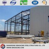 새로운 프로젝트를 위한 Prefabricated 강철 구조상 플랜트 창고를 완료하십시오