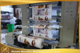 4 Farbe High Speed Flexo Printing Machine mit Ceramic Anilox