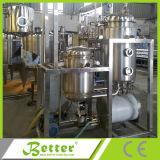 El disolvente de extracción de aceite esencial natural maquinaria