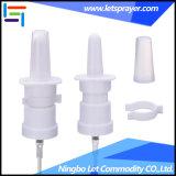 医学のための24/410のプラスチック白い鼻腔用スプレーのスプレーヤーポンプ