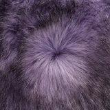Tessuto lungo della pelliccia del mucchio della pelliccia di Articial della pelliccia del Faux della pelliccia di falsificazione della pelliccia del mackintosh alto