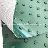 Cinta transportadora de cloruro de polivinilo PVC industrial de alta calidad