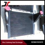 Refroidisseur intermédiaire respectueux de l'environnement et fiable de camion lourd de plaque de barre