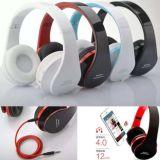 Faltbarer drahtloser Bluetooth Kopfhörer-Kopfhörer-Stereokopfhörer für iPhone Samsung-Handys