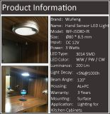 Ir-Handschwingen induktives LED-Verkaufsmöbel-Licht