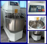 50kg de pâte en spirale mixer industriel (ZZ-120)