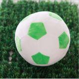 Заполненный шарик футбола удобных малышей любимейший Toys подушка Emoji