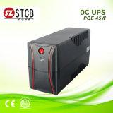 UPS di CC di Poe 45W per il CCTV, router, macchina fotografica del IP