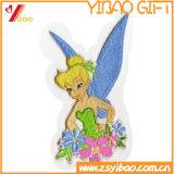Animal lindo caballo de alta calidad parches Emberoidered logotipo personalizado (YB-HR-73)