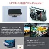"""Hot Sale 3.0 """"HD Screen Full HD1080p voiture DVR dans Dash Cachette voiture cachée Boîtier intégré en 6g Lens, 170degree angle de vue, WDR, Motion Dectection, caméscope voiture DVR-3014"""